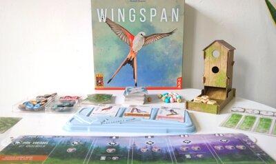 Test : Wingspan, le jeu de société pour les fans d'oiseaux