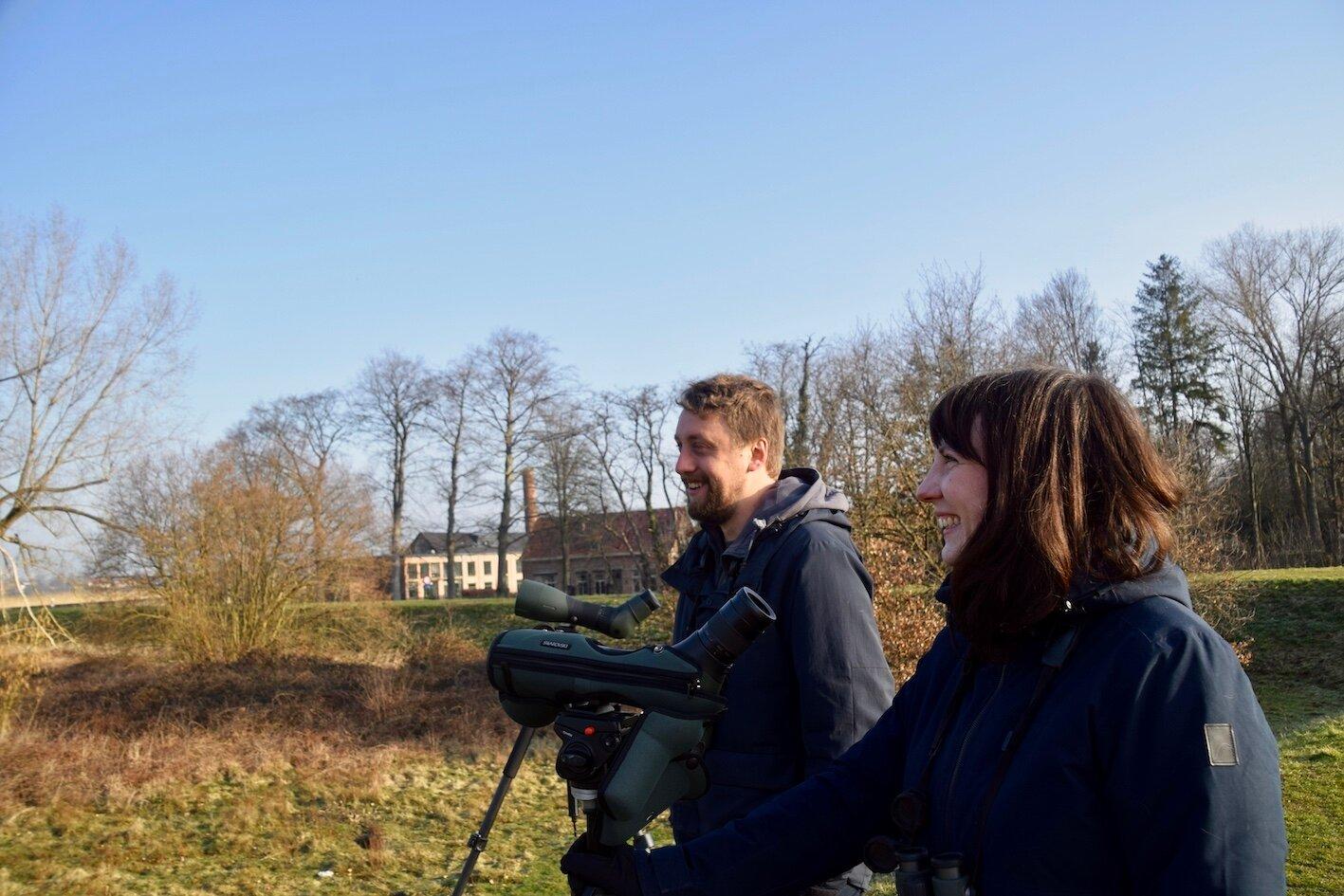 Observation des oiseaux à Anderstad